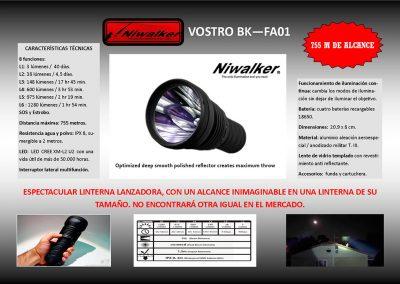 VOSTRO BK FA 01